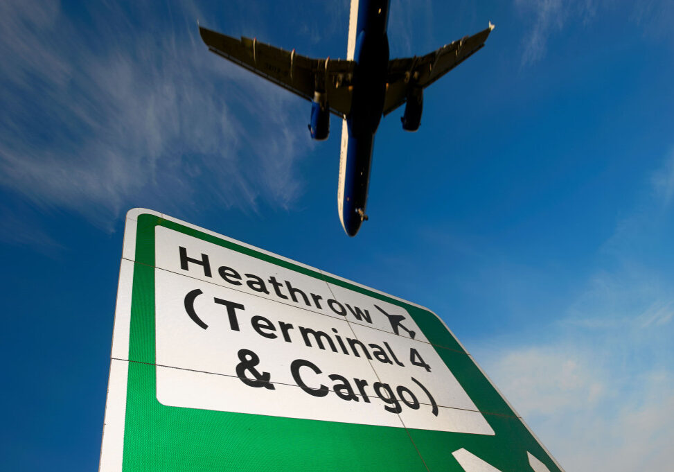 Heathrow cargo